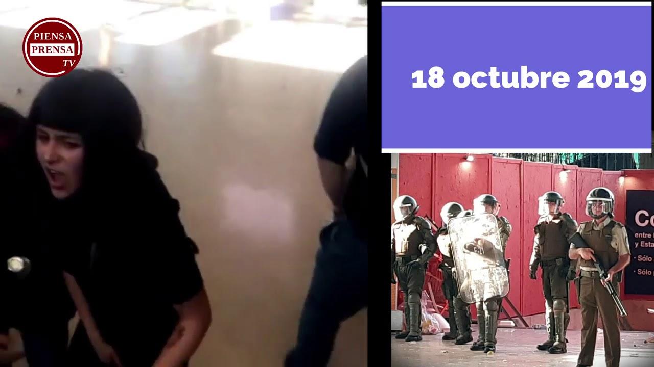 "Documental: ""Estallido Social en Chile"""
