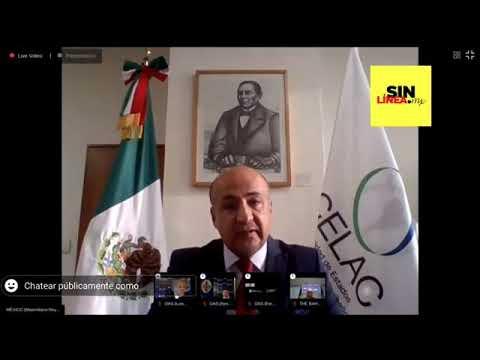 México cuestiona permanencia de Almagro al frente de la OEA