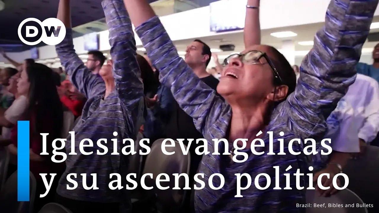 ¿Por qué tienen tanto poder las nuevas iglesias evangélicas?
