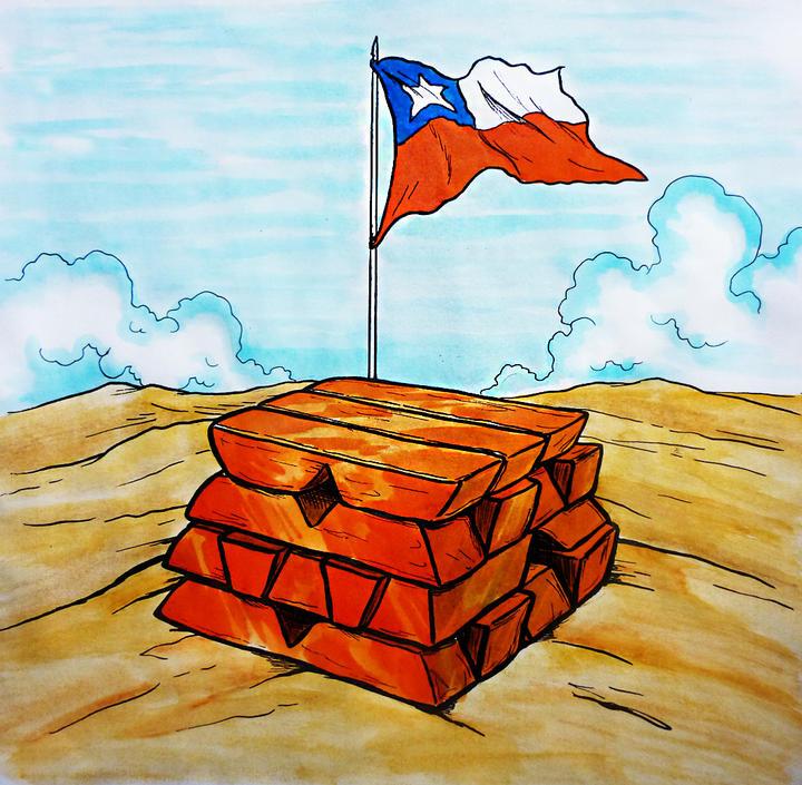 El desastre que significa la Minería extranjera para Chile