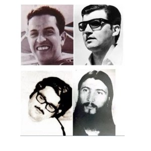 Pisagua, 30 de octubre de 1973, asesinan a 4 dirigentes del P.S. por Consejo de Guerra declarado ilegal, 46 años después