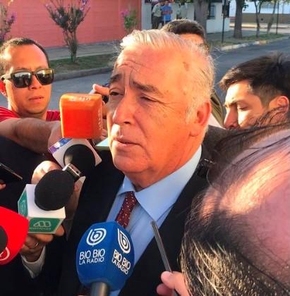 Ante atentado en contra de Nelson Miranda abogado y defensor del Pueblo Mapuche