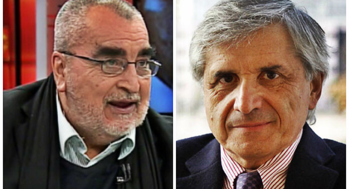 Elogios de altos dirigentes concertacionistas a Pinochet y su modelo neoliberal