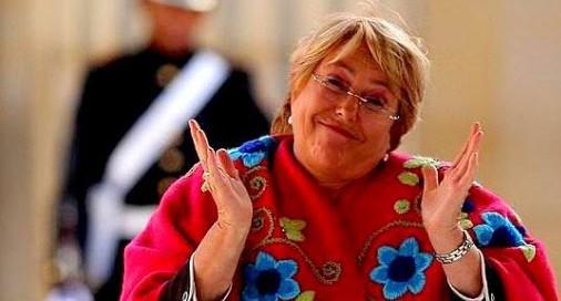 El colmo de la sinvergüenzura: Bachelet sale a defender a la dictadora Añez
