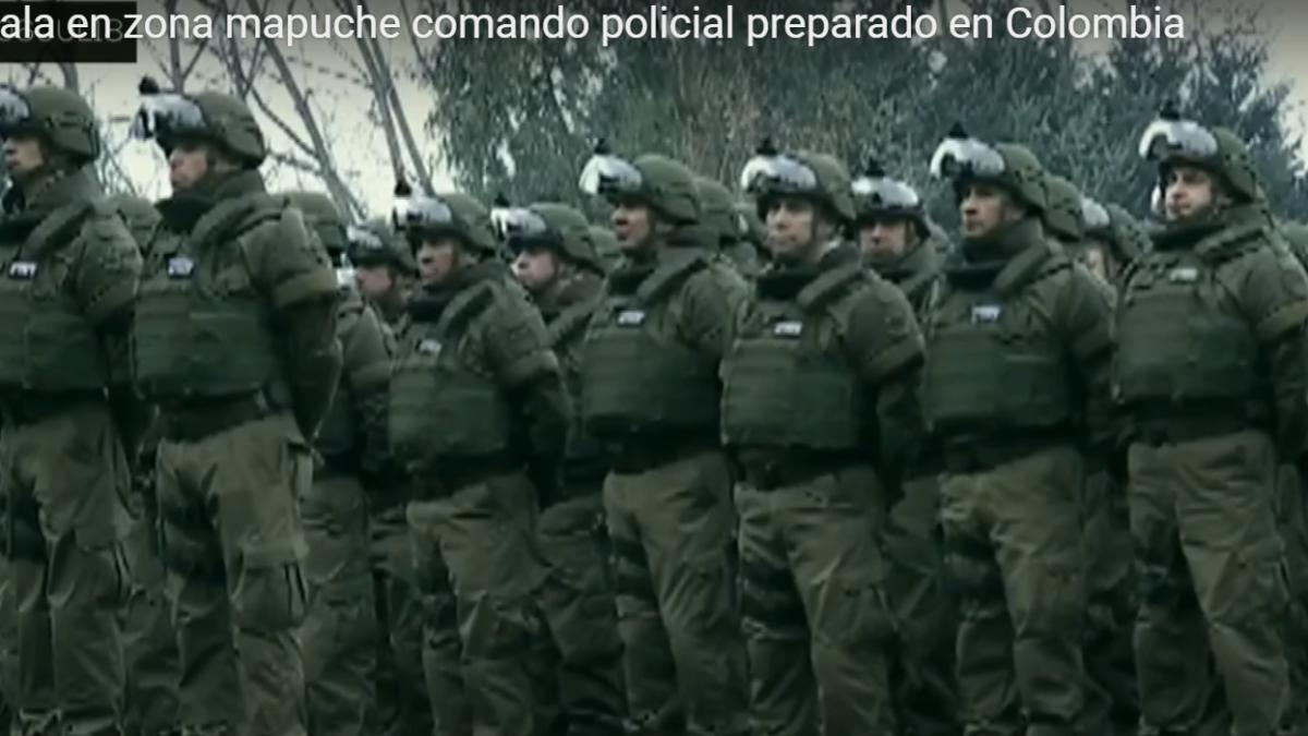 ¿La base legal para una «Segunda Pacificación de La Araucanía»?