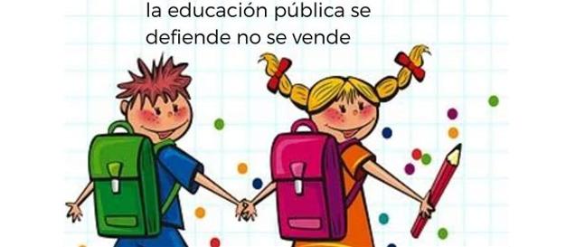 «La Educación Pública que queremos»