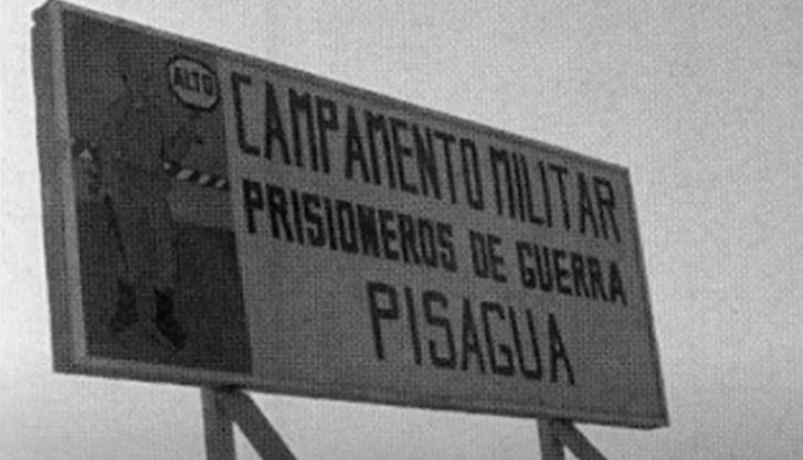 Siete asesinos del Campo de Prisioneros de Pisagua ingresaron hoy a Punta Peuco