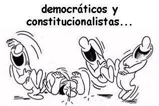 Gobierno y Fuerzas Armadas… ¿son democráticos y constitucionalistas?