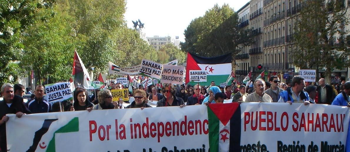 Por la libertad del Pueblo Saharaui: Una marcha multitudinaria recorrerá toda España