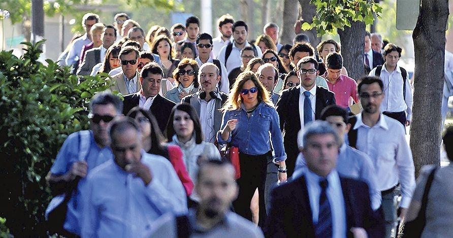 ¿Es Chile un país de clase media?