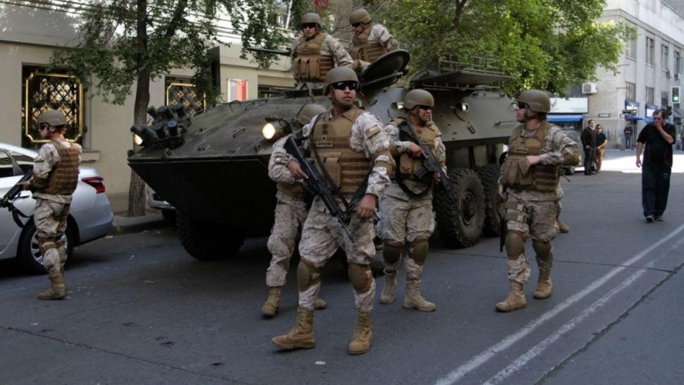 Refundar las Fuerzas Armadas en la Nueva Constitución