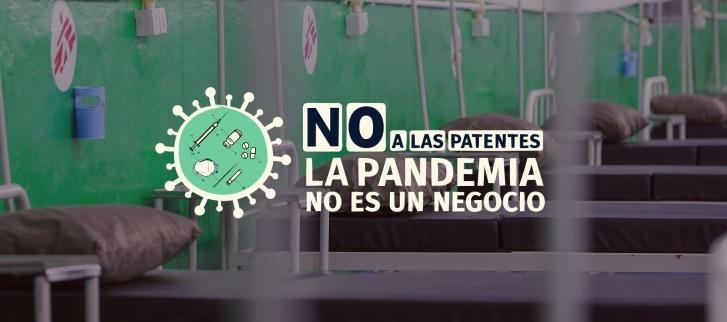 La suspensión temporal de las patentes de las vacunas