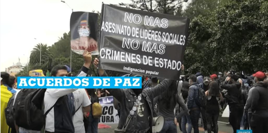 Colombia: La reforma que rebalso el vaso y ya cuenta decenas de muertos