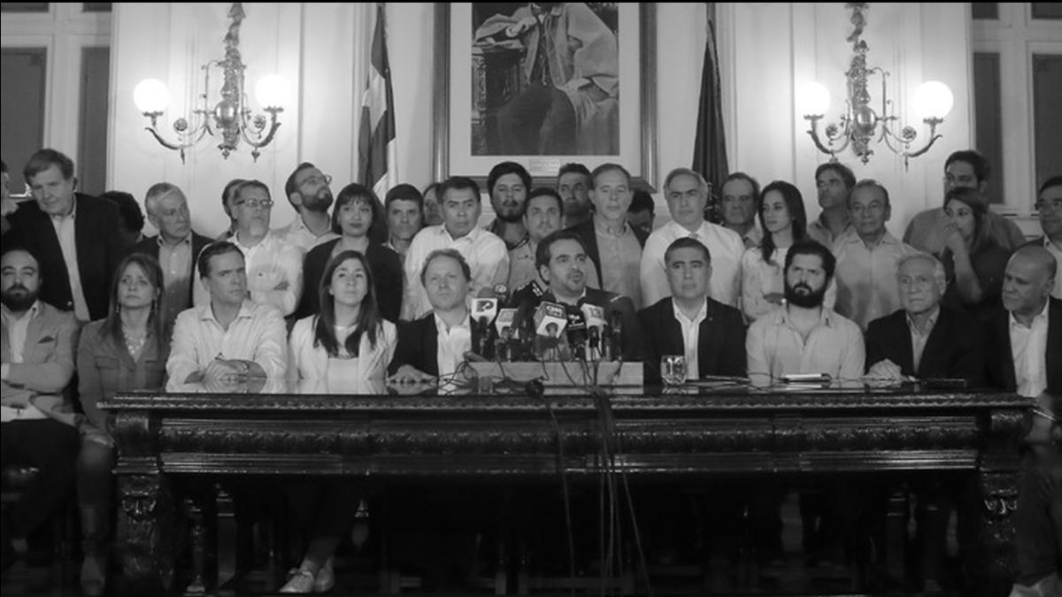 La Nueva Constitución: «No sin el Pueblo»