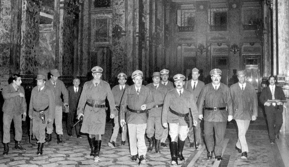 27 de junio de 1973, Golpe de Estado en Uruguay