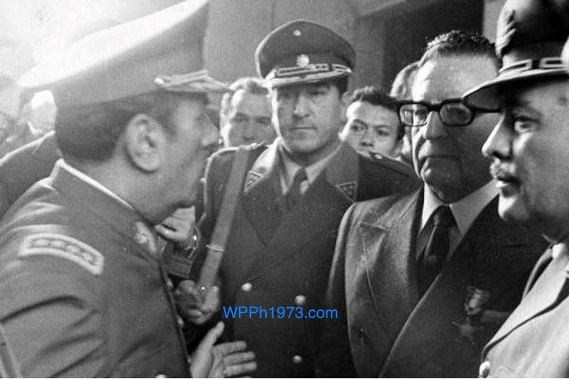 29 de junio de 1973, el «Tancazo». Discurso del Presidente al pueblo reunido en la Plaza de la Constitución