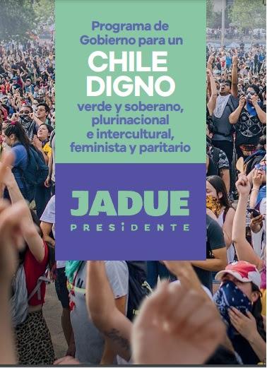 Programa de Gobierno para un Chile Digno