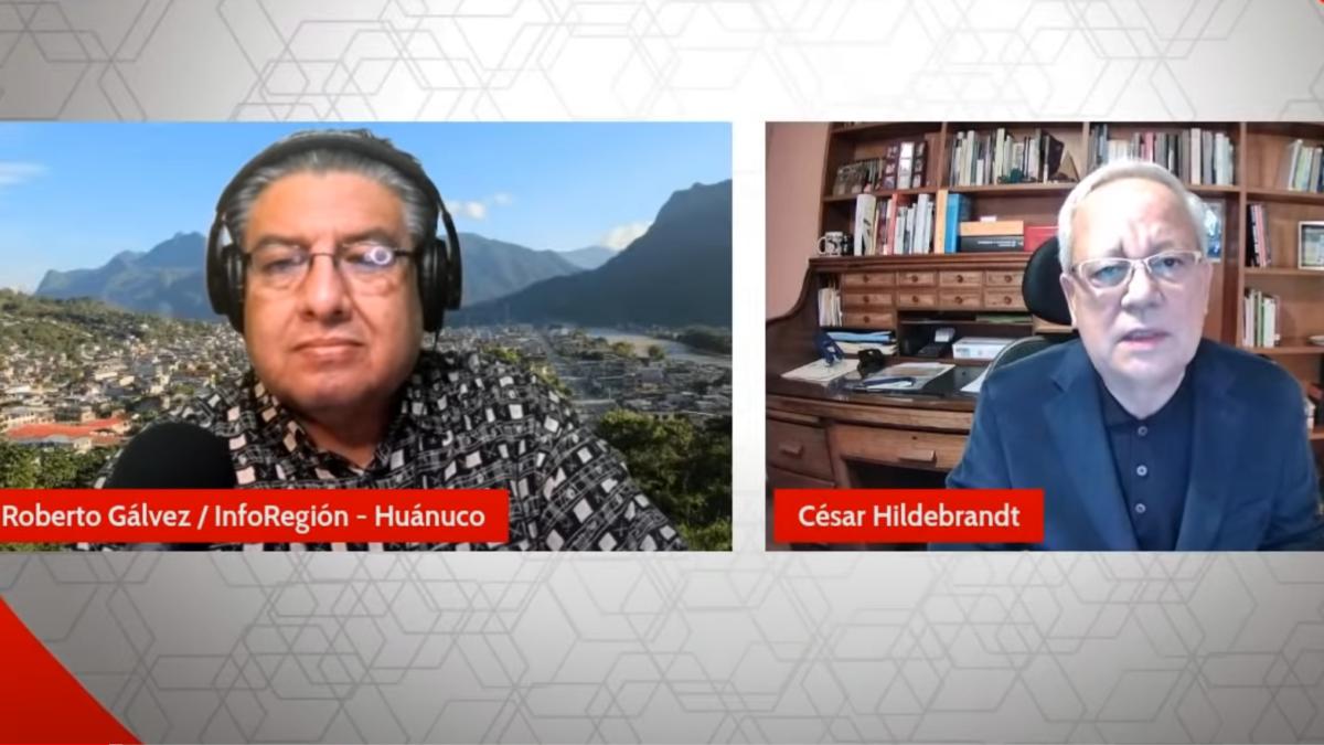 Perú: Entrevista a César Hildebrandt sobre la elecciones de este domingo
