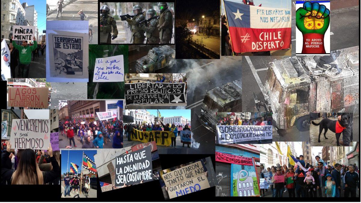 Chile: Viviendo una vorágine