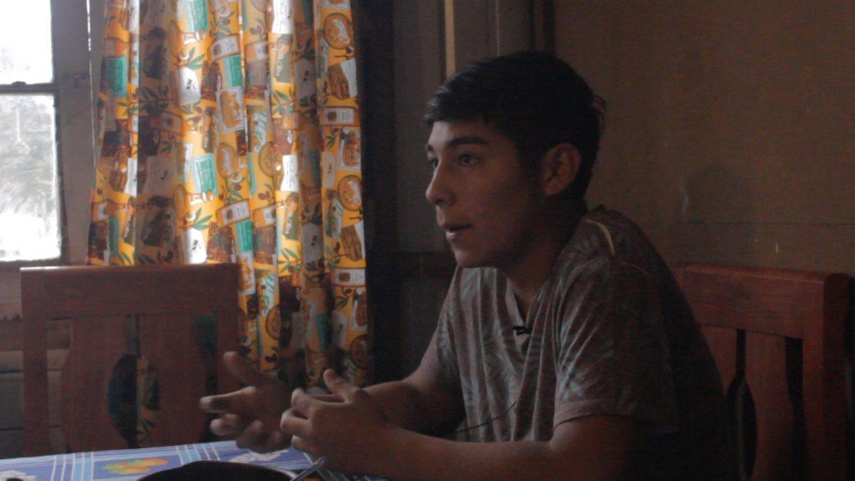 """Niño testigo del asesinato de Camilo Catrillanca: """"Mi padre está preso porque querían quebrarme"""""""