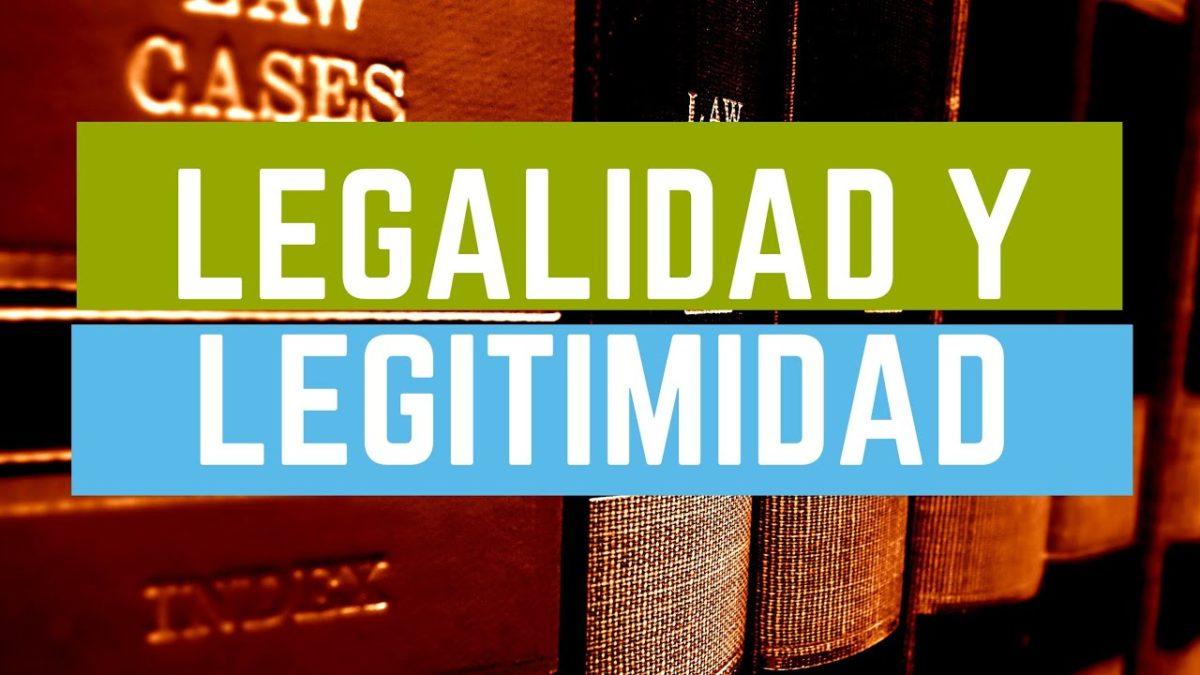 Convención Constituyente: legitimidad versus legalidad