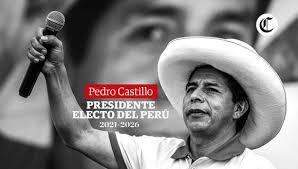 Pedro Castillo, el desafío de construir una democracia participativa