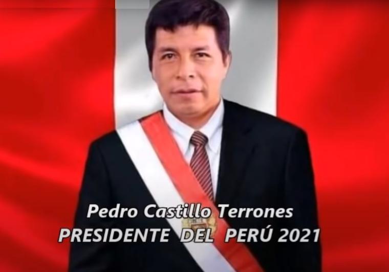 Perú: Primer discurso del Presidente Castillo