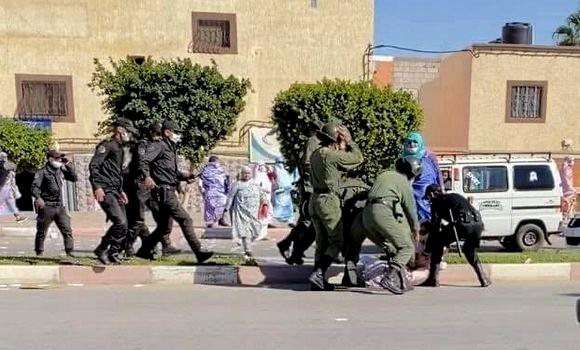 Sahara ocupado: Memorándum sobre las violaciones de DD.HH.