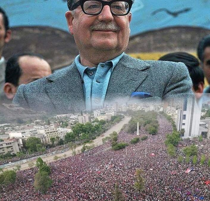 Allende latinoamericano, antimperialista y solidario [I]