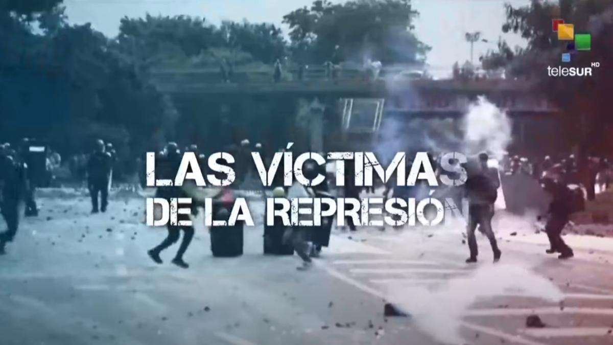 Colombia: Memorias de la barbarie. Las víctimas de la represión