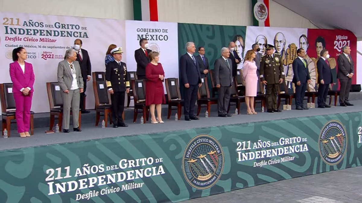 Presidente de México llama a EE.UU. a poner fin al bloqueo a Cuba
