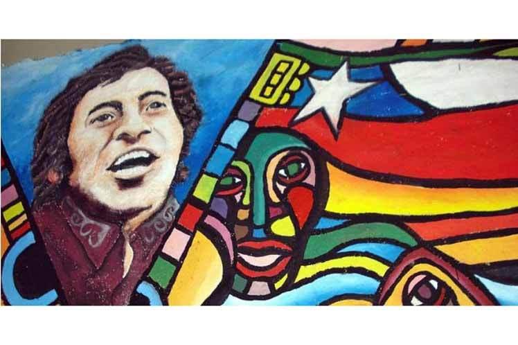 Celebrando el cumpleaños 89 de Víctor Jara