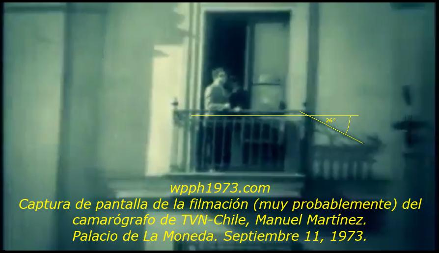 La Última Aparición Pública del Presidente Salvador Allende.