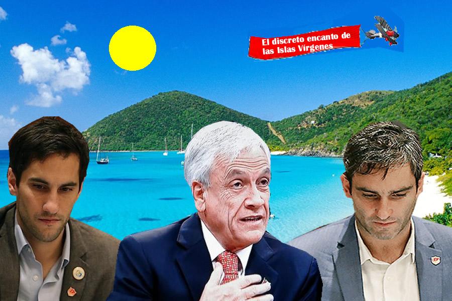 Pandoragate: Al Clan Piñera se le viene la noche